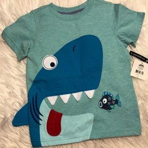 *BUY 1 GET 1* NWT Baby Shark Tee